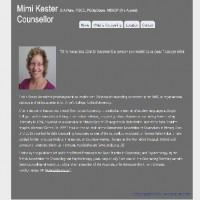 Mimi Kester - Counsellor